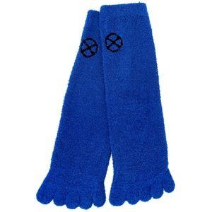 Fuzzy X-Men Beast Toe Socks